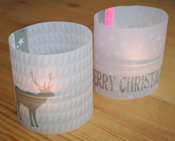 Printable Teelichthuellen