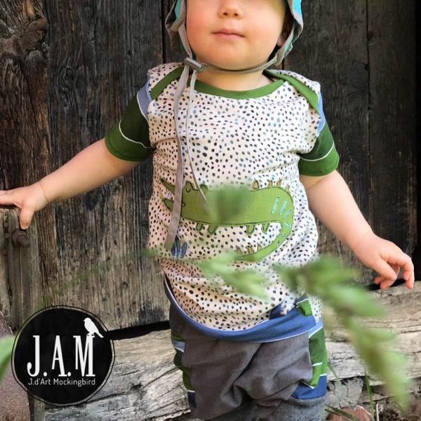 Babyshirt Hummel @j.a.m.
