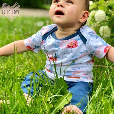 Babyshirt Hummel