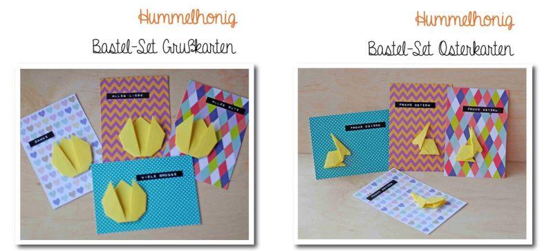 Hummelhonig DIY-Karten