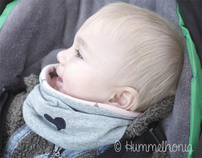 Baby Schlauchschal
