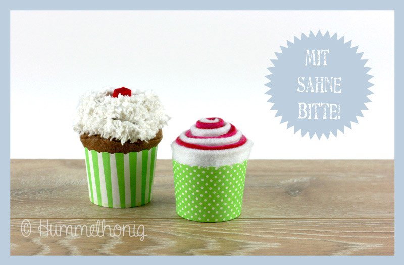 cupcake muffin aus filz