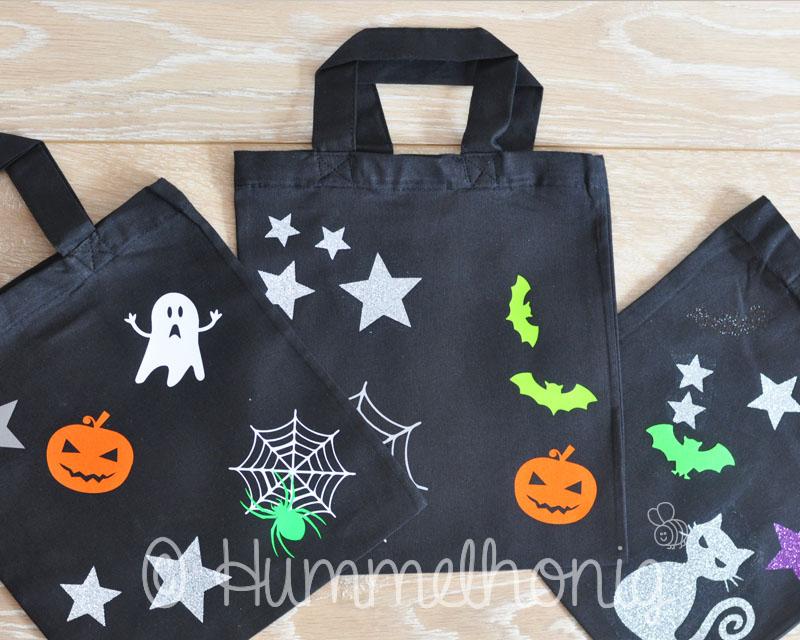 Halloween Tasche