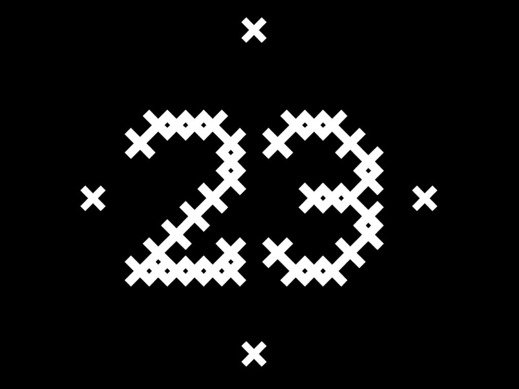 23 – Bastelfreebie Flechtherzen