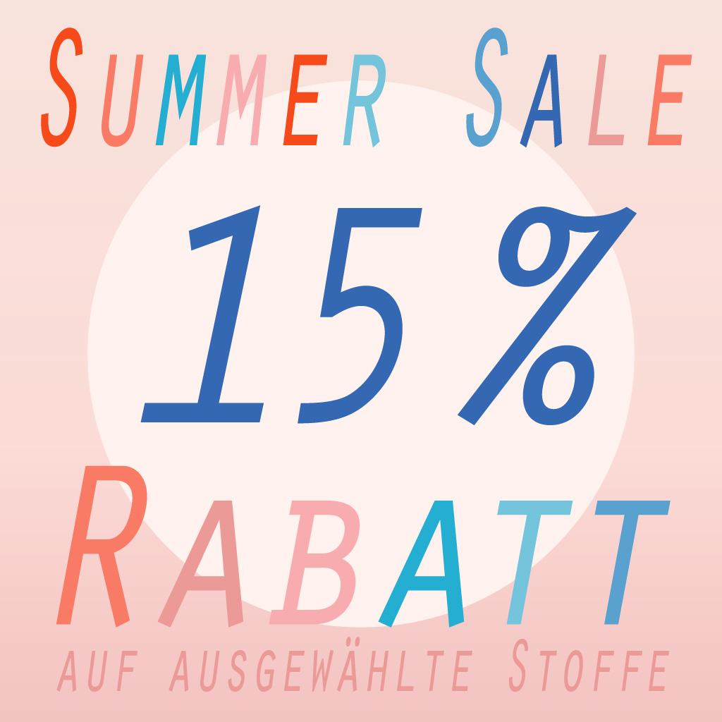 SummerSale 15%