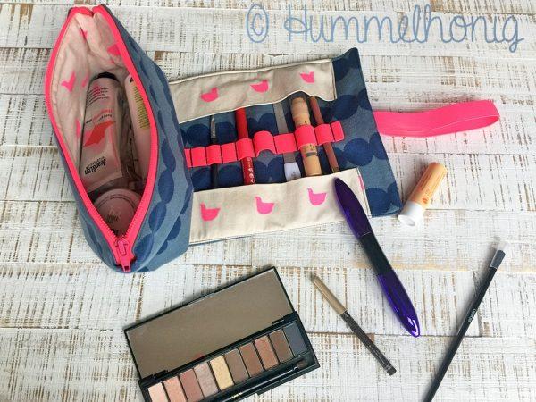 Kosmetikrolle Kosmetiktasche