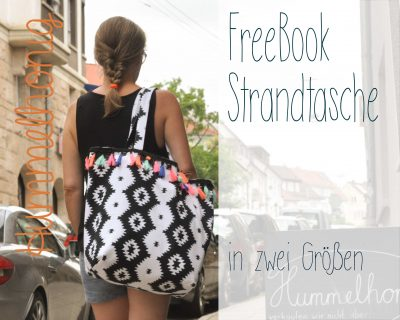 Freebook Strandtasche