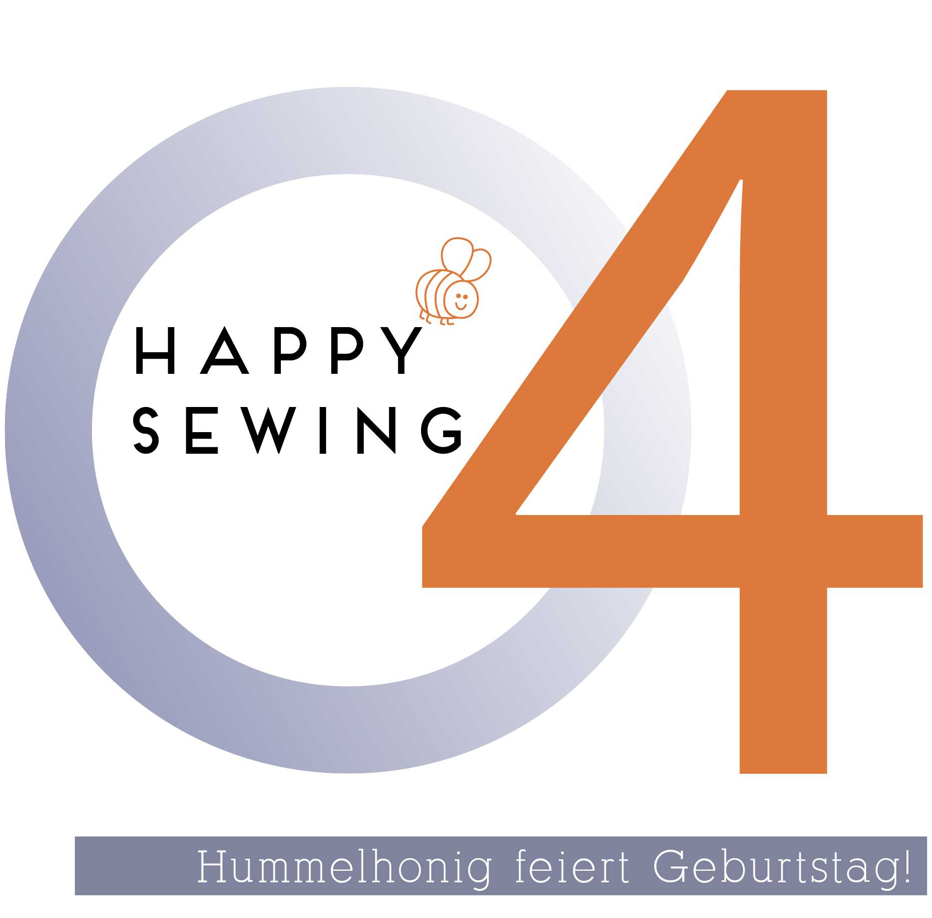 Happy Sewing Hummelhonig Geburtstag