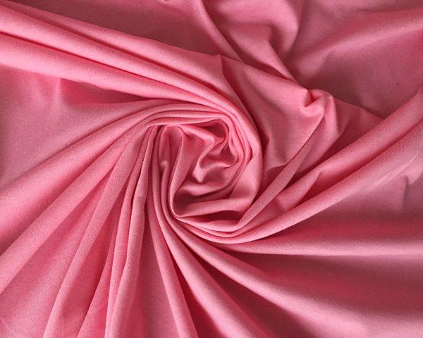 Albstoffe Jersey rosa