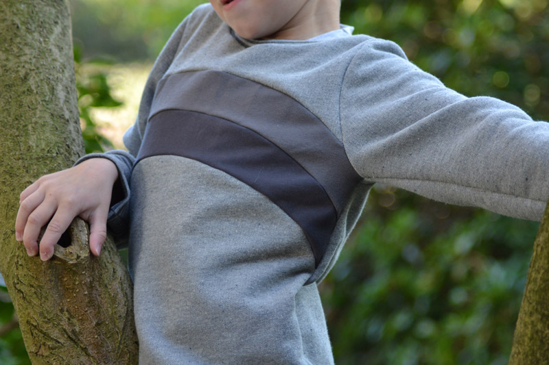 Longsweater Reh made by blauwalfluke