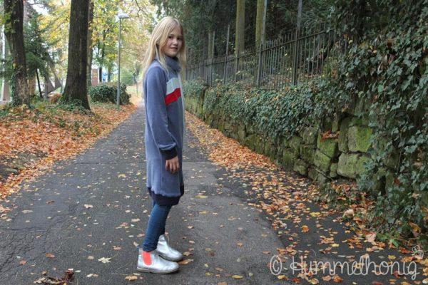 Longsweater Reh