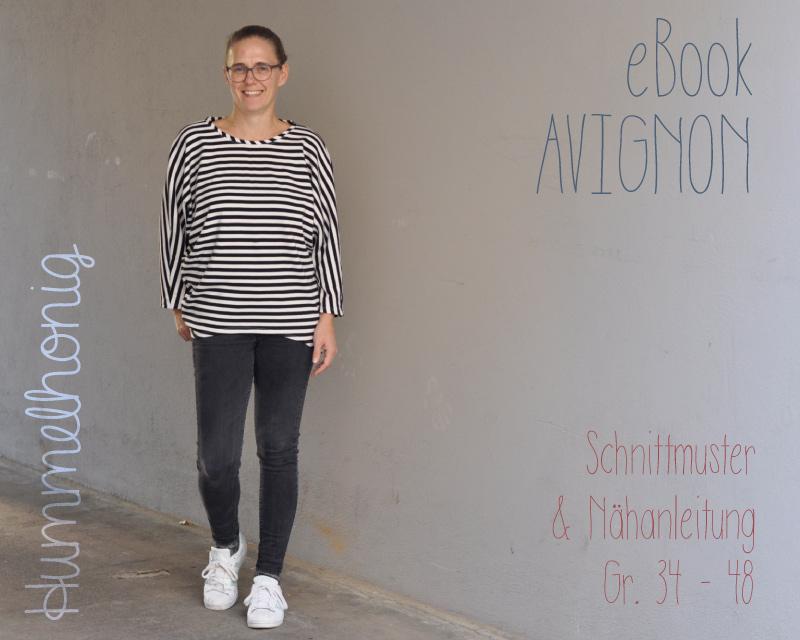 Fledermausshirt Avignon