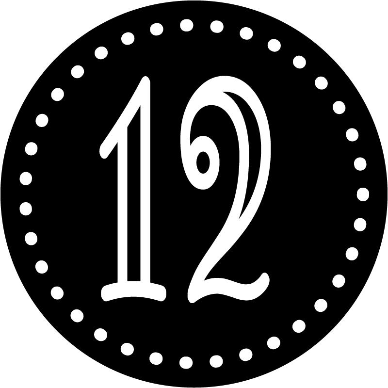 12 – Verlosung Buchstäbchen – Gutschein