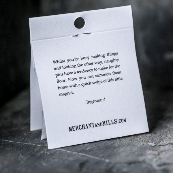 Merchant & Mills Magnet