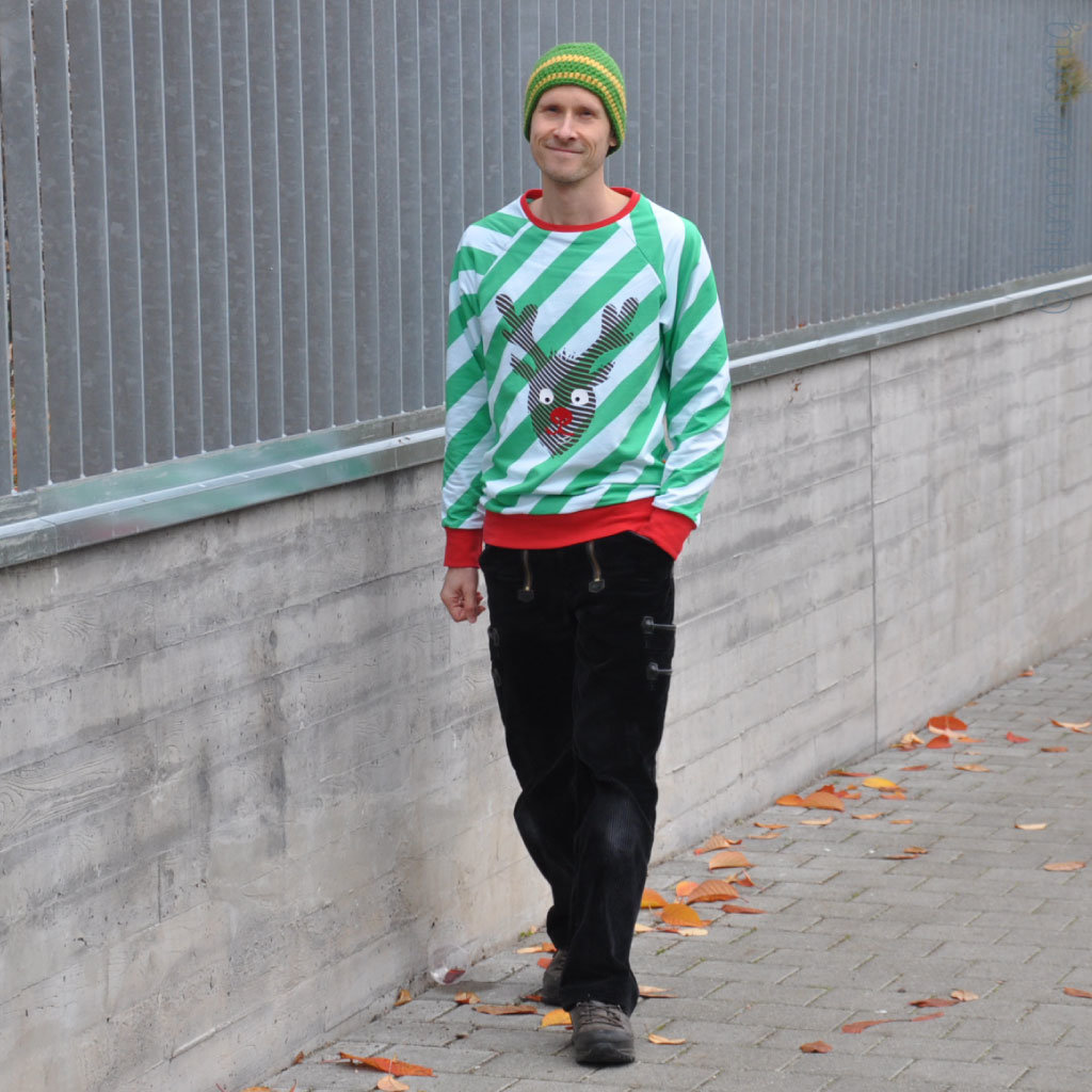 Herrensweater Shannon