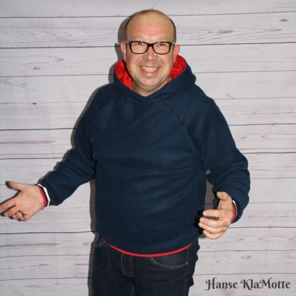 Herrensweater Shannon @Hanse KlaMotte