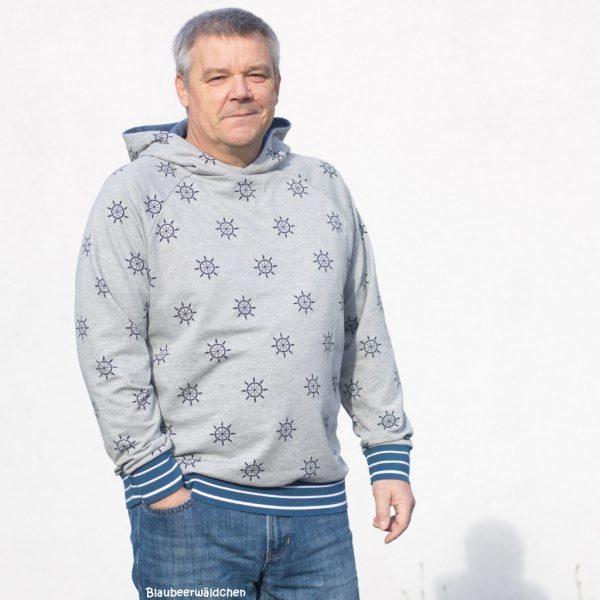Herrensweater Shannon @blaubeerwäldchen
