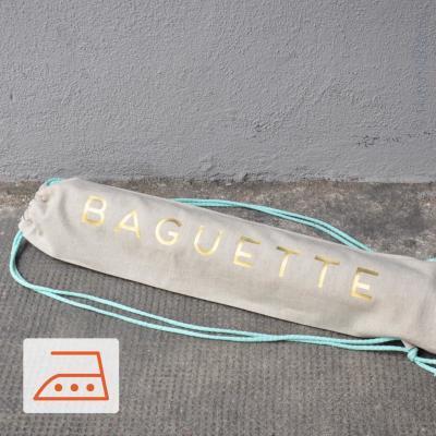 Bügelbild Baguette