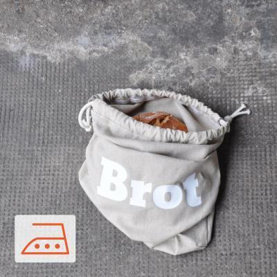 Bügelbild Brot