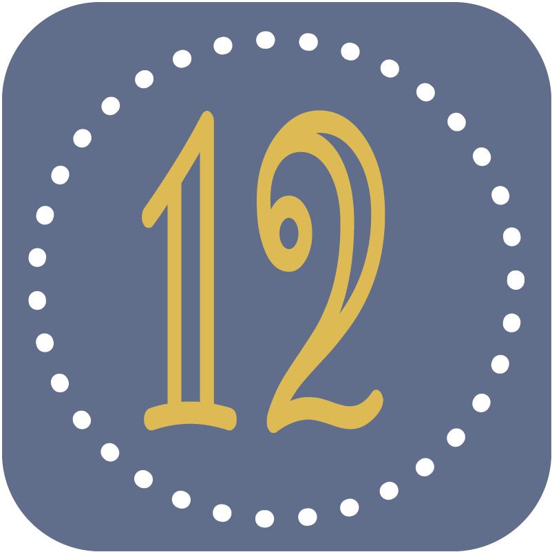 12 – Utensilo oder Sitzsack