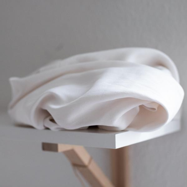 Tencel crepe weiß