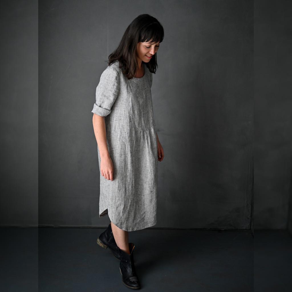 The Dress Shirt – Merchant&Mills Papierschnittmuster – Hummelhonig
