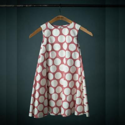 Trapezette Schnittmuster Kleid