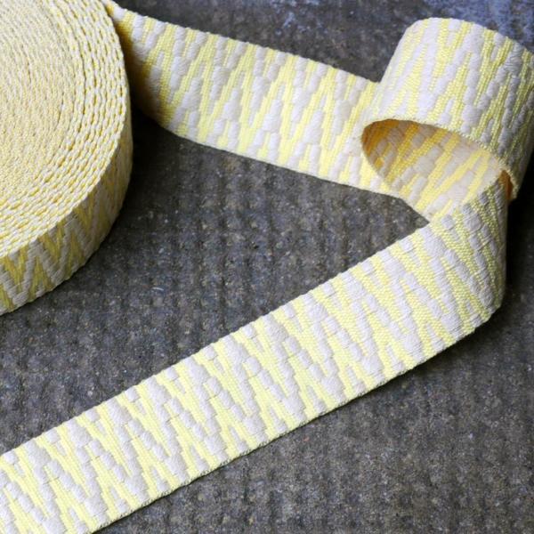 Gurtband hellgelb