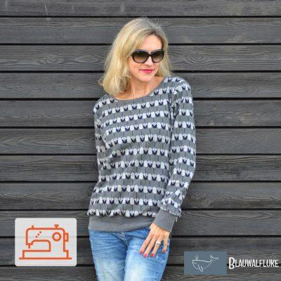 Nähpaket Sweater Amsterdam