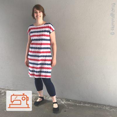 Nähpaket Kleid Rimini