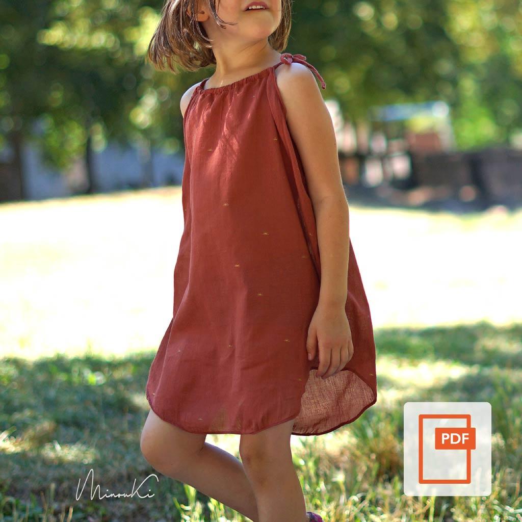 Kleid kostenloses 86 schnittmuster 1306 Schnittmuster