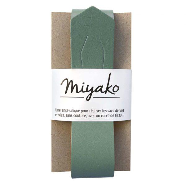 Taschengriff Miyako khaki