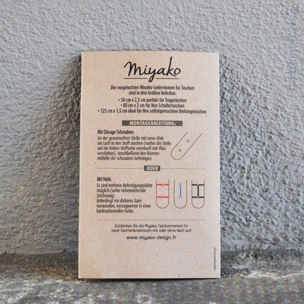 Miyako Taschengriffe