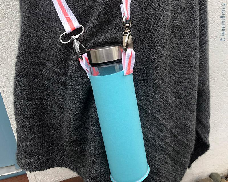 Tutorial: Flaschenschutzhülle