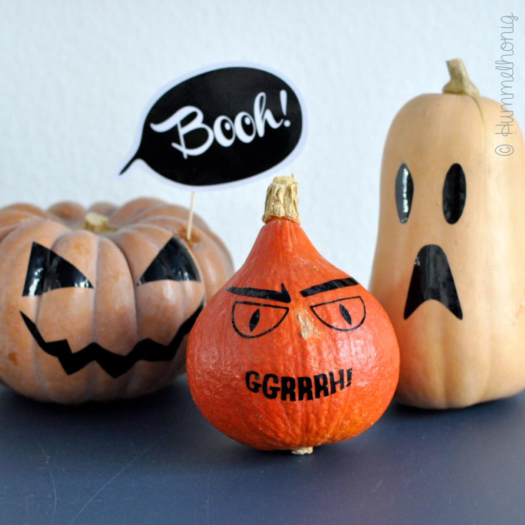 Buuuh! Bald ist Halloween!